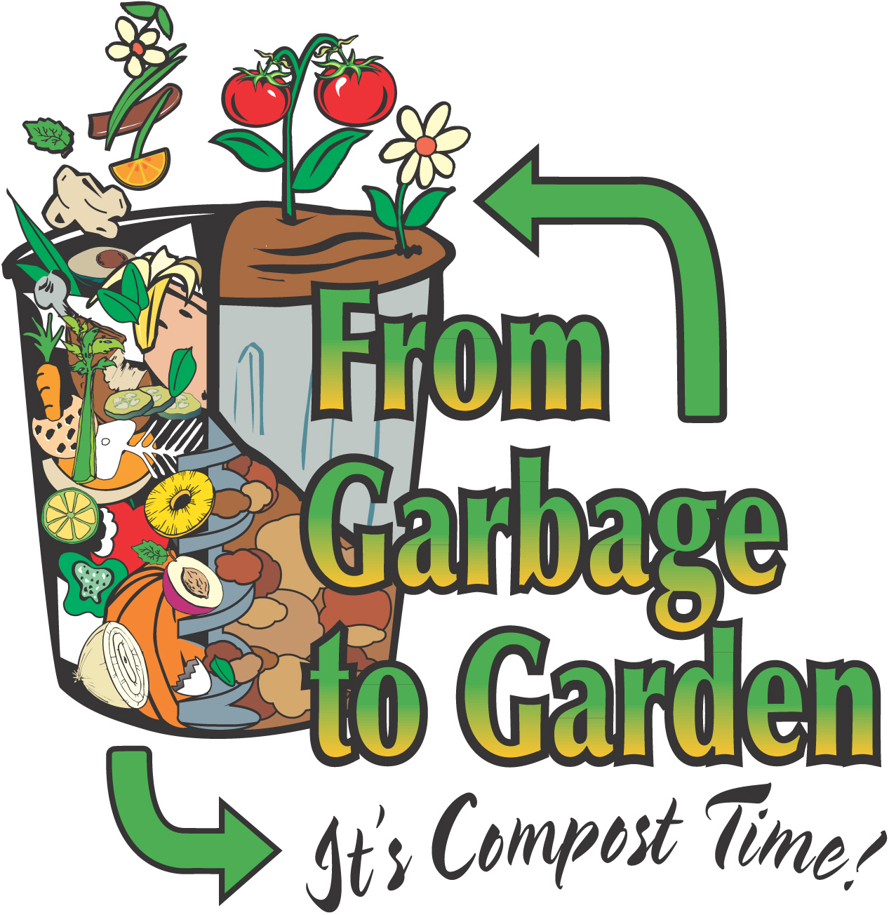 Garbage to Garden logo