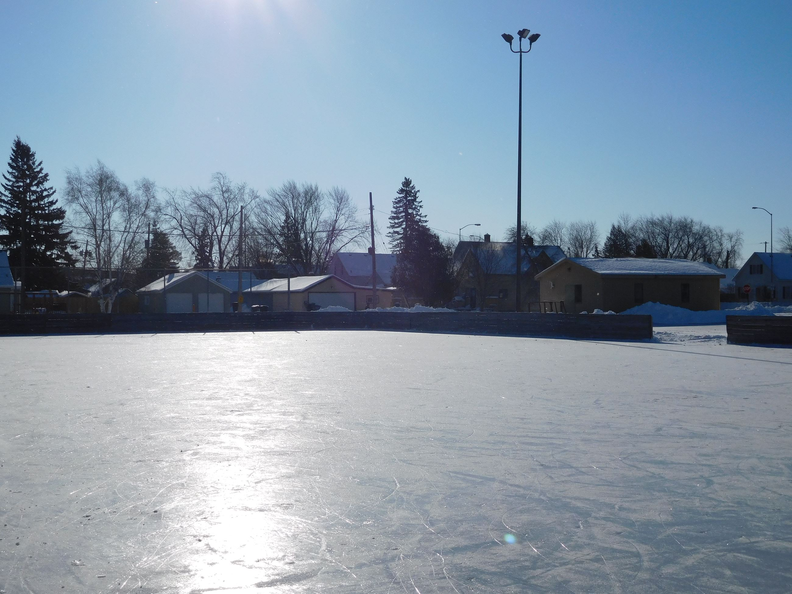 Allouez Ice Rink