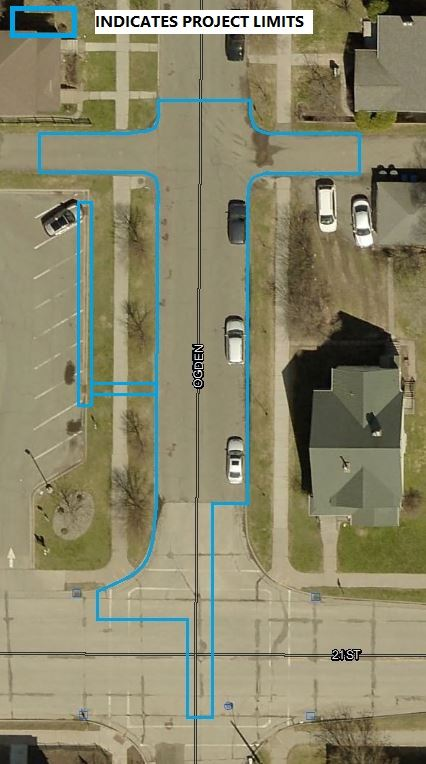 North 21st & Ogden Storm Sewer Project