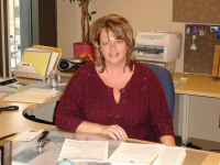 City Clerk Terri Kalan